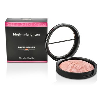 Laura Geller Blush N Brighten - # Roseberry 9g/0.32oz