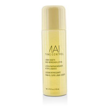 ImanTime Control Liquid Assets Skin Refresher Lotion 170ml/5.75oz