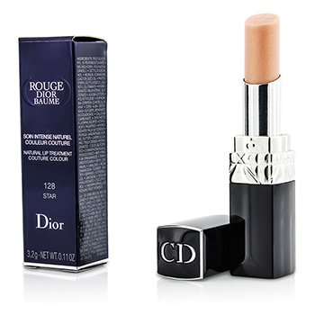 Christian Dior Rouge Dior Baume ����������� ������ ������ - # 128 Star  3.2g/0.11oz