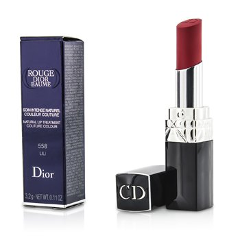 Christian DiorRouge Dior Baume Natural Lip Treatment Couture Colour - # 558 Lili 3.2g/0.11oz