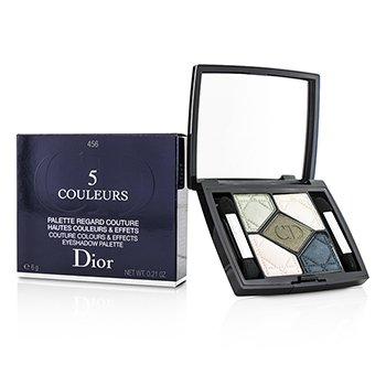 Christian Dior5 Couleurs Couture Colours & Effects ������� ³����� ��� ���� - # 456 Jardin 6g/0.21oz