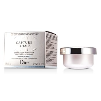 Christian DiorCreme Refil Capture Totale Multi-Perfectionl (Pele Normal � Mista) 60ml/2.1oz