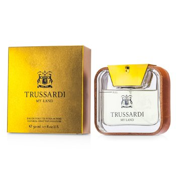 TrussardiMy Land Eau De Toilette Spray 50ml 1.7oz