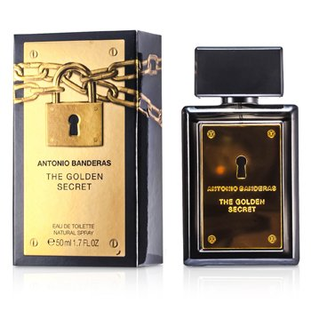 Купить The Golden Secret Туалетная Вода Спрей 50ml/1.7oz, Antonio Banderas
