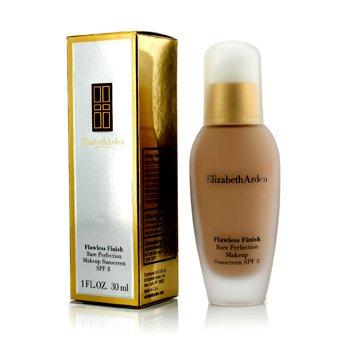 Elizabeth Arden Flawless Finish Bare Perfection MakeUp SPF8 - # 51 Vanilla Shell (Box Slightly Damaged) 30ml/1oz
