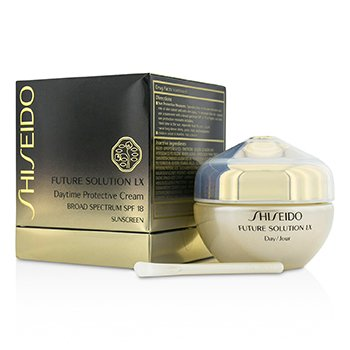 ShiseidoFuture Solution LX დღის დამცავი კრემი SPF18 50ml/1.7oz