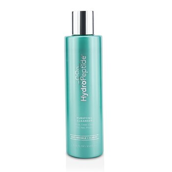 HydroPeptide Purifying Cleanser: Pure  Clear & Clean 200ml/6.76oz