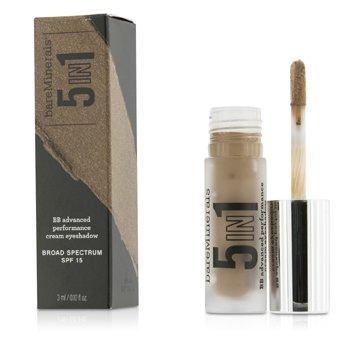 Bare EscentualsBareMinerals 5 In 1 BB Advanced Performance Cream Eyeshadow Primer SPF 153ml/0.1oz