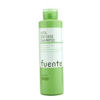 Shiseido Fuente Vita Voltage Shampoo 300ml/10.14oz hair care