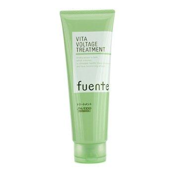 Shiseido Fuente Vita Voltage Treatment Conditioner 240g/8.4oz hair care