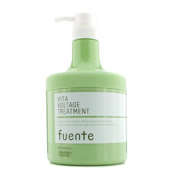 Shiseido Fuente Vita Voltage Treatment Conditioner 660g/22.3oz hair care