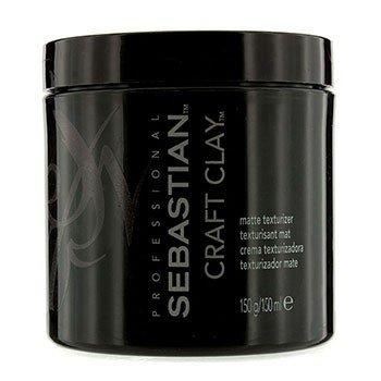 SebastianCraft Clay Remoldable Matte Texturizer 150g/5oz