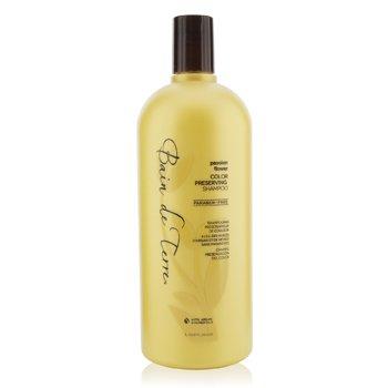 Bain De Terre Passion Flower Color Preserving Shampoo (For Color-Treated Hair) 1000ml/33.8oz