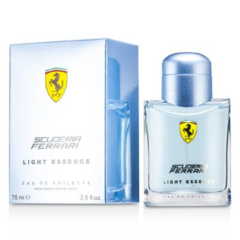 FerrariFerrari Scuderia Light Essence Eau De Toilette Spray 75ml/2.5oz