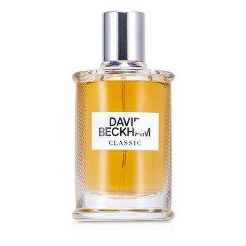 David Beckham Classic Eau De Toilette Spray 60ml/2oz