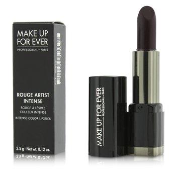 Rouge Artist Natural Soft Shine Lipstick - #N50 (Aubergine) Make Up For Ever Rouge Artist Натуральная Мягкая Сияющая Губная Помада - #N50 (Aubergine) 3.5g/0.12o