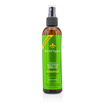 DermOrganicFlex Hold Sculpting Spray 236ml/8oz