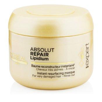 L'Oreal Professionnel Expert Serie - Absolut Repair Lipidium H�zl� Yeniden Y�zeylendirici Maske (�ok Hasarl� Sa�lar ��in)  200ml/6.7oz