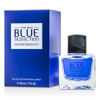 Antonio BanderasBlue Seduction Eau De Toilette Spray 50ml/1.7oz