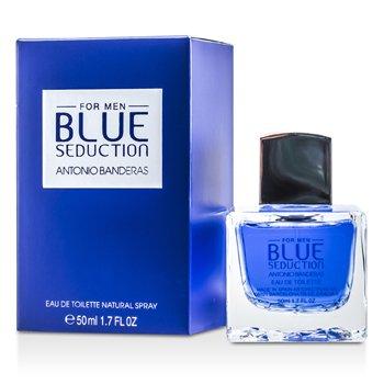 Купить Blue Seduction Туалетная Вода Спрей 50ml/1.7oz, Antonio Banderas