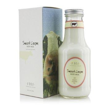 Farmhouse Fresh Sweet Cream Body Milk - Bottle 295ml...