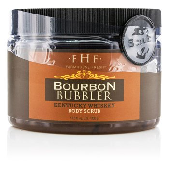 Farmhouse FreshBourbon Bubbler Body Scrub 385g/13.6oz