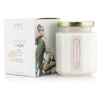 Farmhouse FreshWhoopie Cream Shea Butter - Jar 259ml/8.75oz
