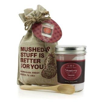 Farmhouse FreshDouble Moisturizer - Strawberry Sweet Cream Smash 207ml/7oz