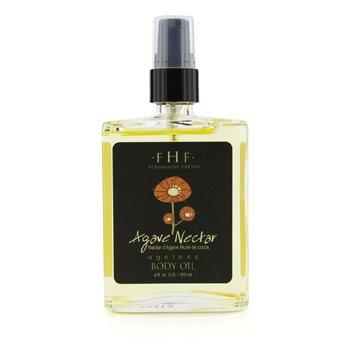 Farmhouse Fresh Agave Nectar Ageless Body Oil 110ml/4oz