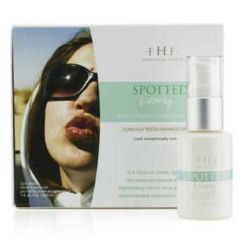 Farmhouse Fresh Spotted Leaving Spot & Pigment Lightening Serum 29.5ml/1oz