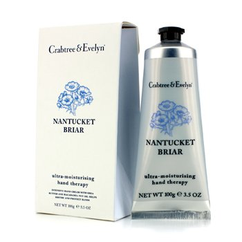 Crabtree & EvelynNantucket Briar Terapia de Manos Ultra Hidratante 100g/3.5oz