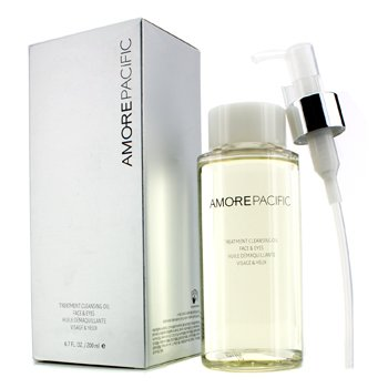 Treatment Cleansing Oil (For Face & Eyes) Amore Pacific Очищающее Масло (для Лица и Глаз) 200ml/6.7oz