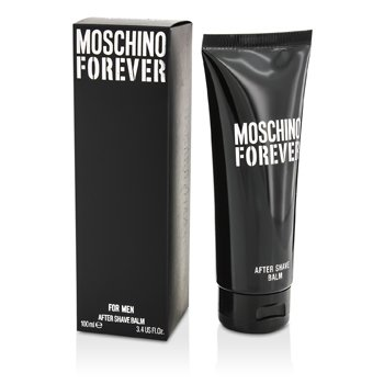MoschinoForever After Shave Balm 100ml/3.4oz