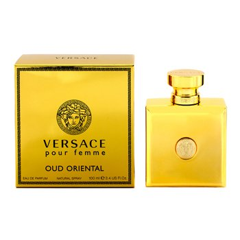 VersaceOud Oriental Eau De Parfum Spray 100ml/3.4oz
