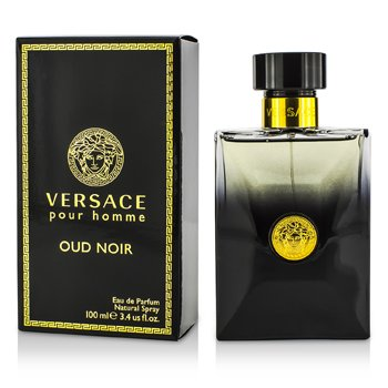VersaceOud Noir Eau De Parfum Spray 100ml/3.4oz