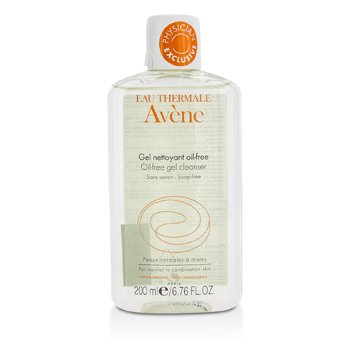 AveneOil-Free Gel Cleanser (For Normal to Combination Skin) 200ml/6.76oz