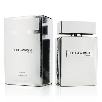 Dolce & GabbanaThe One Platinum Eau De Toilette Spray (2014 Limited Edition) 100ml/3.3oz