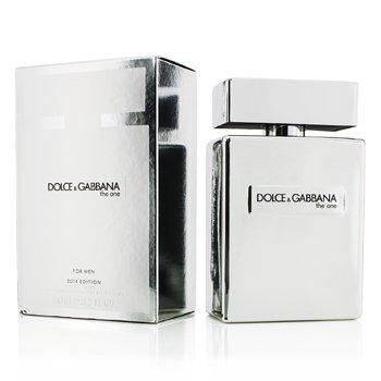 Dolce & GabbanaThe One Platinum Eau De Toilette Spray (2014 Limited Edition) 100ml/3.3oz