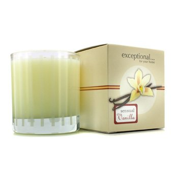 Exceptional Parfums Fragrance Candle - Sensual Vanilla 227g/8oz