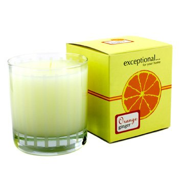 Fragrance Candle - Orange Ginger Exceptional Parfums Fragrance Candle - Orange Ginger 227g/8oz