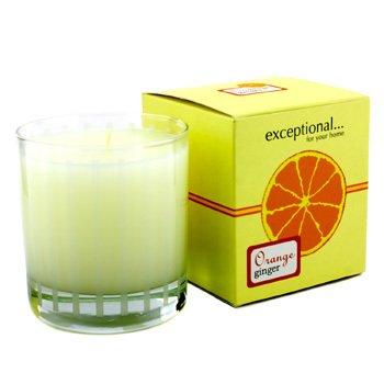 Exceptional Parfums Fragrance Candle – Orange Ginger 227g/8oz