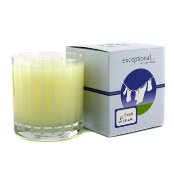 Fragrance Candle - Fresh Linen Exceptional Parfums Fragrance Candle - Fresh Linen 227g/8oz