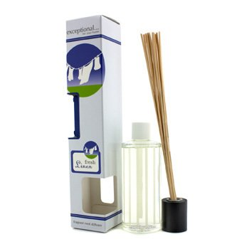 Fragrant Reed Diffuser - Fresh Linen Exceptional Parfums Fragrant Reed Diffuser - Fresh Linen 172ml/5.8oz