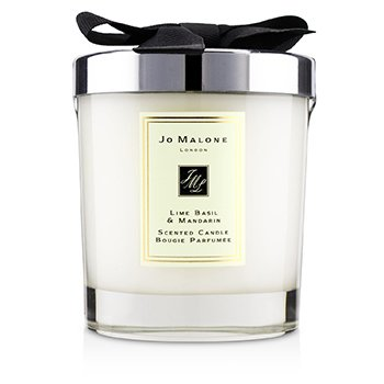 Lime Basil & Mandarin Scented Candle Jo Malone Lime Basil & Mandarin Scented Candle 200g (2.5 inch)