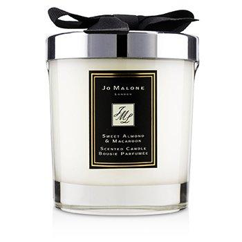 Sweet Almond Macaroon áÒÏÍÁÔÉÞÅÓËÁÑ ó×ÅÞÁ Jo Malone Sweet Almond Macaroon Ароматическая Свеча 200g (2.5 inch)