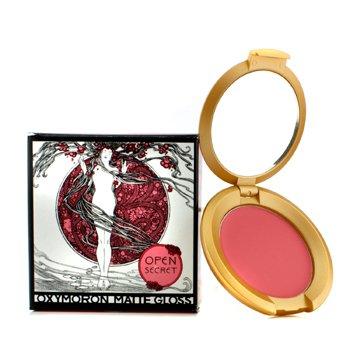 Lipstick Queen Oxymoron Matte Gloss (Lip & Cheek) – # Open Secret 5g/0.18oz