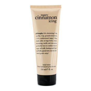 PhilosophySugary Cinnamon Icing Body Lotion (Tube) 210ml/7oz