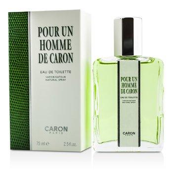 Caron Pour Un Homme De Caron Eau De Toilette Spray  75ml/2.5oz