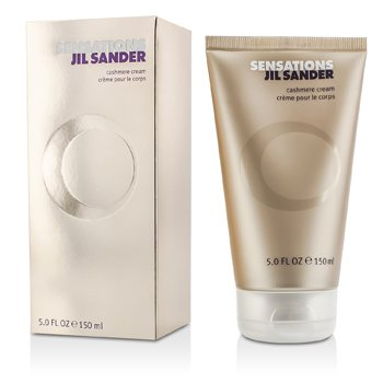Jil Sander Sensations Cashmere Cream 150ml/5oz