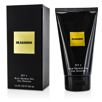 Jil Sander No.4 Gel de Ducha Rico  150ml/5oz